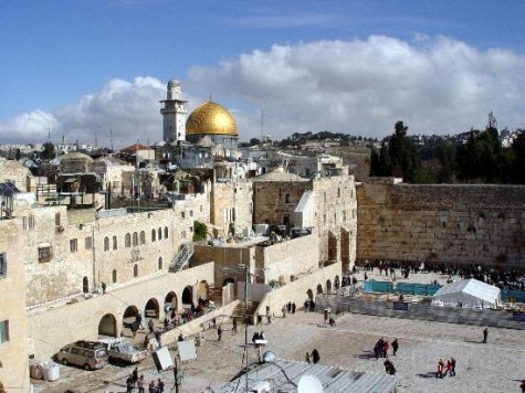 Take a Risk for Peace: Move our Embassy to Jerusalem