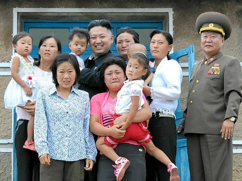Kim Jong Un Family Photo: Poor Timing or Pure Terror?