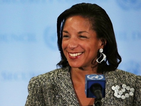 WH: Republicans 'Owe Ambassador Rice an Apology' for Benghazi Criticisms