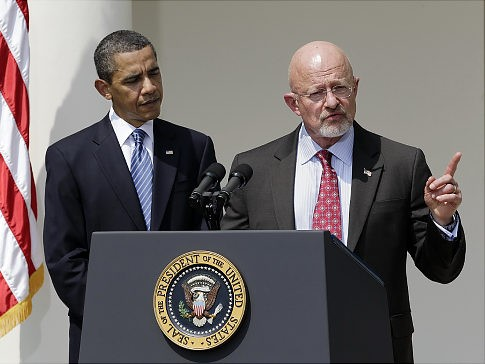 Clapper: I Answered in 'Least Untruthful Manner'