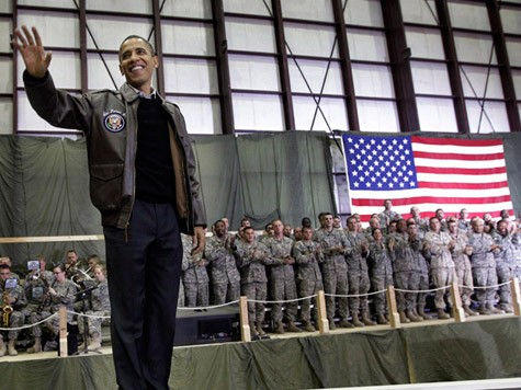 Obama Withdraws Afghan Surge Forces Before Election
