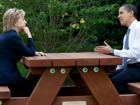 Report: Hillary Talked Obama into Going After Bin Laden