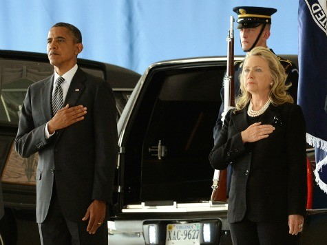 State Dept Spokeswoman Refuses All Questions on Libya