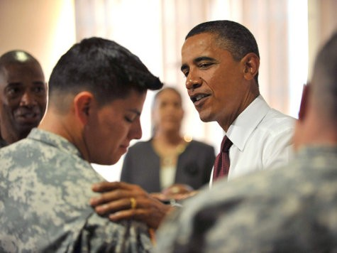Obama Enacts Executive Action to Allow Some DREAMers to Serve in Military
