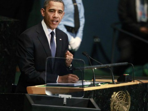 UN Speech: Obama 'Captivated' by Arab Spring's 'Season of Change'