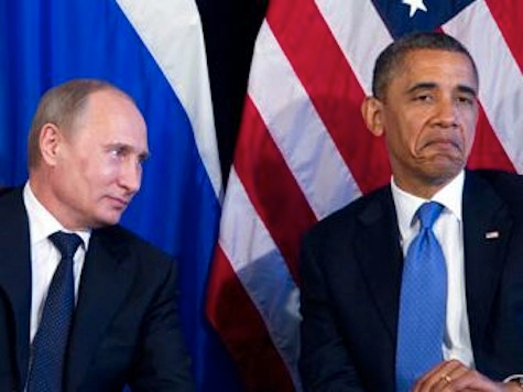 Obama the Weak Helps Russia the Strong
