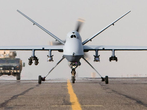 Drone Strike Killing Al Qaeda #2 Draws Ire of Pakistan, American Left