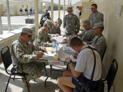 Military Absentee Voting Requests Down as Much as 70% from 2008 in Swing States