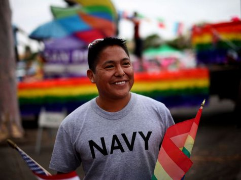 Obama Admin Bends Military Rules, Gives Special Treatment to Gay Servicemembers