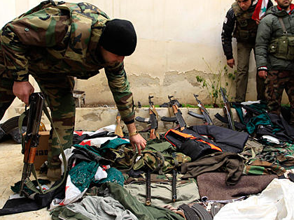 Jordan's King Abdullah: Al-Qaeda May Get Chemical Weapons In Destabilized Syria