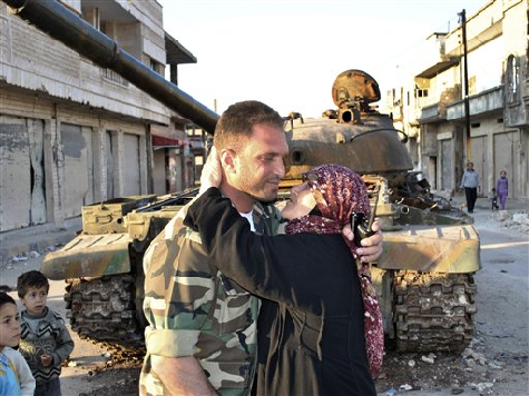 Syrian Rebels Set Free  Kidnapped Lebanese