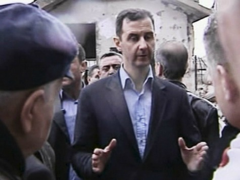 Assad to Copy Saddam Hussein and Create 'Linkage' with Israel?