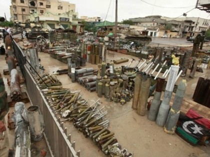 Lawmakers Differ on Middle East Weapons Trafficking