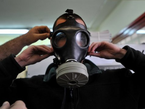 Israel on Alert as Syria Moves Chemical Weapons to Border Positions