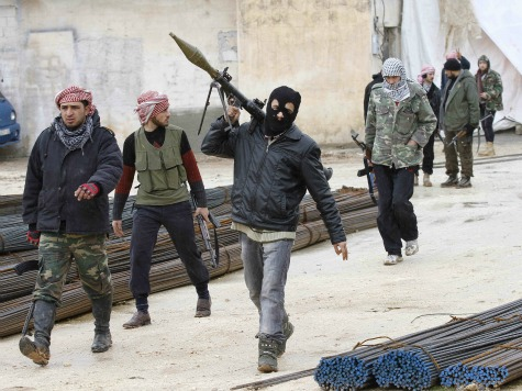 Syrian Opposition Leader: Rebels to Target Russian, Iranian Civilians