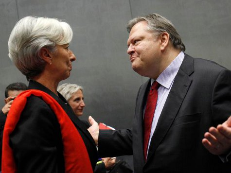 World View: IMF to Greece: 'Drop Dead!'