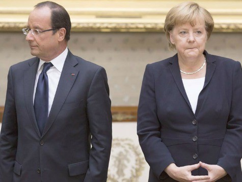 World View: French Socialist Pres. Frustrates Merkel in Fiscal Negotiations