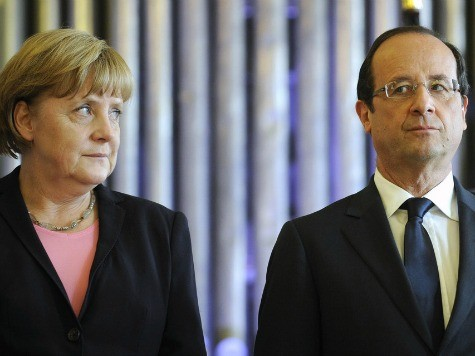 World View: France, Germany Hostile After 50 Years of Political Unity