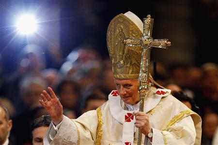 Pope Attacks Capitalism in New Years Speech