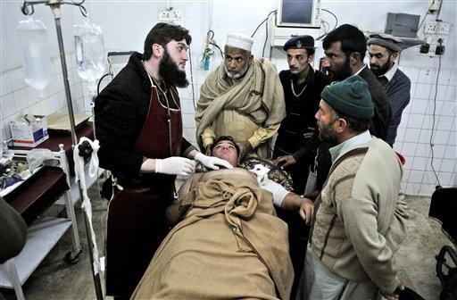 Islamic Militants Kill 5 Female Teachers in Pakistan