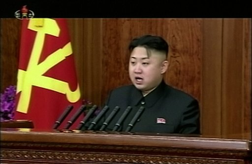 Lil Kim's New Year Address: Time to Fix NKorea's Economy