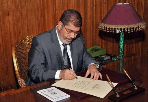 Egypt Investigates Satirist over Morsi 'Insult'