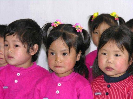 Bill Backs US Adoptions of North Korean Orphans