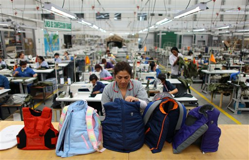 Colombia Firm Makes Armored Clothes for Kids
