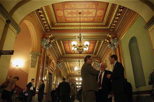Gay Marriage Floor Vote Postponed in Ill. Senate