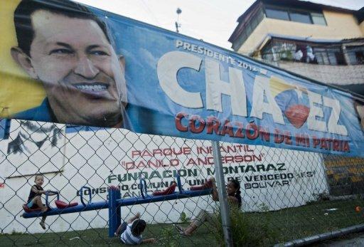Venezuela Slams 'Psychological War' over Chavez Health
