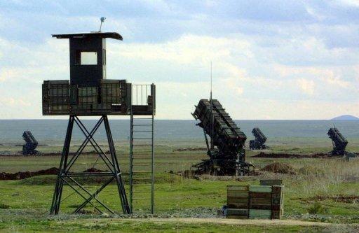 US Patriot Missiles Begin Arriving in Turkey