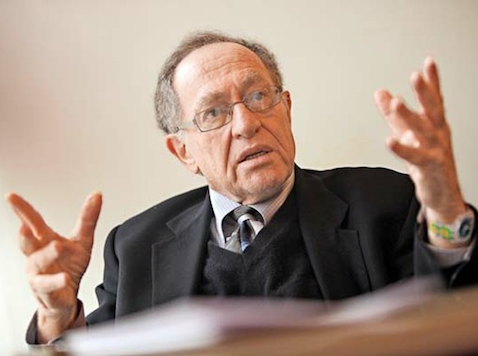 Exclusive – Dershowitz: 'I Will Testify Against Hagel' on Iran