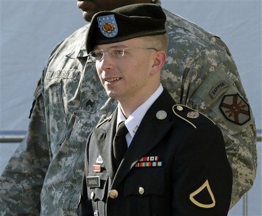 Judge: WikiLeaks Suspect Bradley Manning Illegally Punished