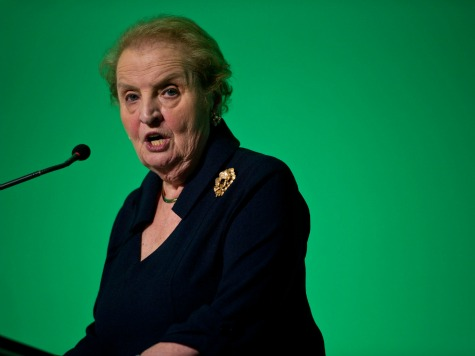 Madeleine Albright Surfaces to Defend Chuck Hagel on Israel