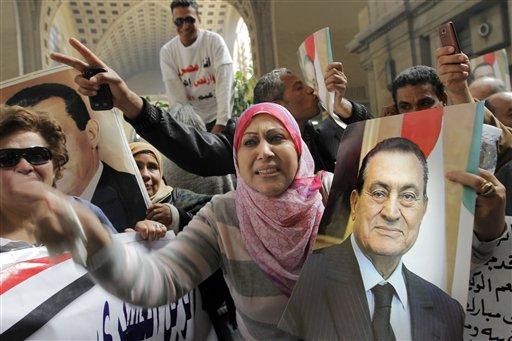 Egypt Court Grants Mubarak Appeal, Orders Retrial