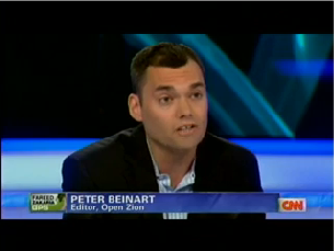 Beinart Calls Drudge & Boyle Racists–Hilarity Ensues