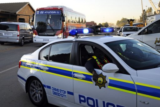 US Consulate Worker Stabbed to Death in S. Africa