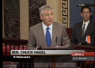 The Best Possible Case for Chuck Hagel