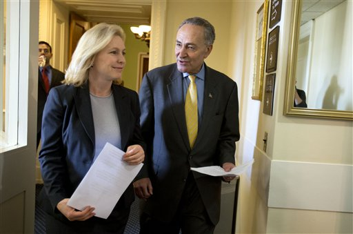 Schumer Defects from Pro-Israel Cause, Backs Hagel for Defense; Confirmation Likely
