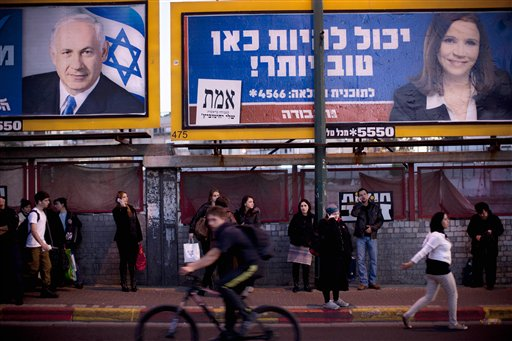 Israelis Head to the Polls: 3 Facts to Know