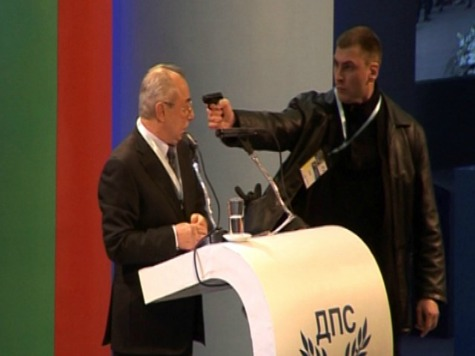 Bulgarian Gun Control Laws Fail to Prevent Assassination Attempt