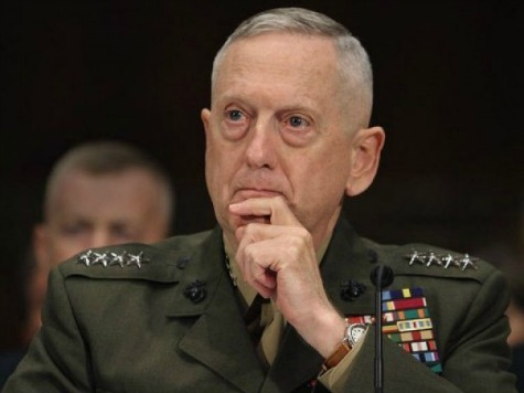 Report: Gen. Mattis Forced Out of CENTCOM for Questioning Obama's Advisers