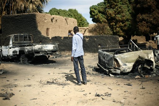 Malian Army Ill-Equipped to Fight Islamists