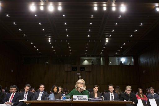A Shameless Secretary, a Spineless Senate