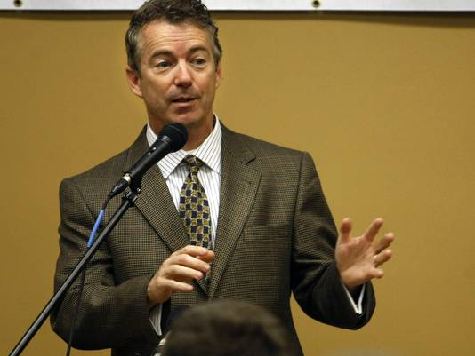 Sen. Paul to Sec. Clinton: I Would Have Relieved You of Your Post