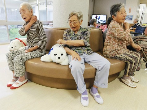 Japanese Finance Minister: Elderly Should 'Hurry Up and Die'