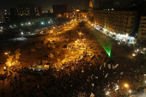 Egyptians to Protest on Revolution Anniversary