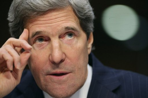 Kerry 'to Visit Jerusalem, Ramallah in February'