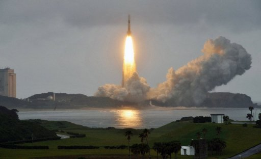 Japan Launches New Satellites to Boost Surveillance