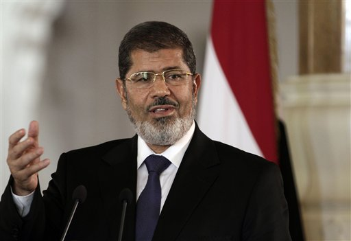 Washington Casts Wary Eye at Muslim Brotherhood